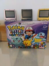Pokemon Puzzle League N64 Complete VGC