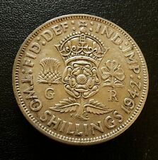 TWO SHILLINGS 1942 HIGH GRADE