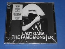 CD LADY GAGA- the fame monster   edtion 2 cd   neuf blister!!!!