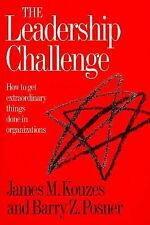 Leadership Challenge: How to Get Extraordinary Things Done in Organiza-ExLibrary