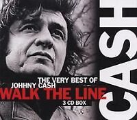 The very Best of Johnny Cash: Walk the Line von Cash,Johnny | CD | Zustand gut