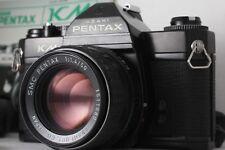 """Exc+"" Asahi Pentax Km Film Camera + Smc 50mm f/1.4 Lens From Japan #2938"