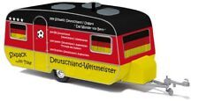 Busch 44962 , caravana Tabbert» fußball-fan «, H0 modelo 1:87