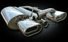 VW GOLF 5 1k anno 10/03 - 55-103kw Top Supersport Acciaio Inox Duplex Sistema di scarico