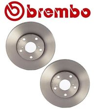 NEW For Lexus ES300 Toyota Avalon Pair Set of 2 Front Disc Brake Rotors Brembo