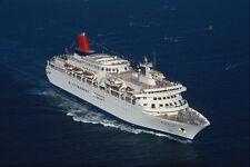 669021 Nippon Maru Cruise Ship Japan Registry A4 Photo Print