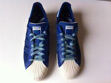 ADIDAS Kazuki  SUPERSTARS 1980 S CLOT G63523 BLUE/WHITE US 12 UK 11.5 EUR 46 2/3