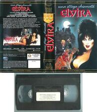 Una Strega Chiamata Elvira (1988) VHS