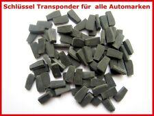 Car Key Transponder for all brands Audi VW Opel Ford Fiat Renault NEW