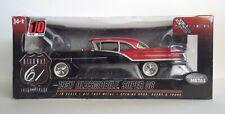 1957 Oldsmobile Super 88 Highway 61 Red/Black 1:18 Scale Die-Cast