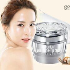 Goodal Premium Snail Tone Up Cream(50ml) Brightening,US-Seller+Free Gifts&Sample