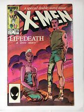 X-men #186  F+ Marvel comic 1984