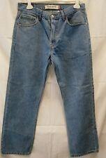 jeans uomo levis 505 w 34 L 30 taglia 48