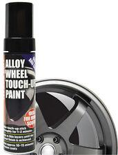 E-Tech Car Alloy Wheel Chip Kerb Damaged Repair Touch Up Paint Pen Stick - GREY