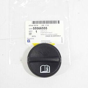 Genuine 55566555 Engine Oil Filler Cap Black For Chevrolet Cruze 1.4L 1.6L 1.8L