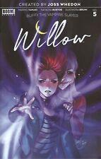 Buffy The Vampire Slayer Willow #5 Cover B Andolfo Variant Vf/Nm 2020 Boom! Hohc