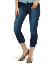 HUE Ultra Soft Denim Capri Leggings Hosiery - Women's