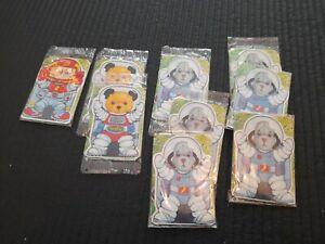 Vintage Sooty Card Finger Puppet Job Lot Brand New Sealed Rare