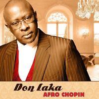 Don Laka-AFRO CHOPIN CD   New