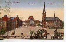Zwischenkriegszeit (1918-39) Frankierte Ansichtskarten aus Sachsen für Dom & Kirche