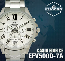 Casio Edifice Chronograph Watch EFV500D-7A