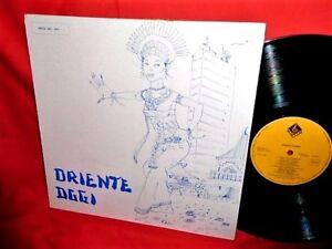 RINO DE FILIPPI Oriente oggi OST LP 1973 ITALY MINT- First Pressing TOP RARE!!!