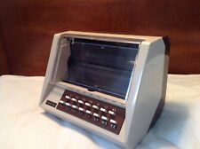 Vintage Radio Shack Automatic Address Rolodex Plastic Battery Operated Telepon