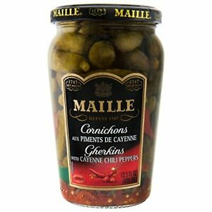 Maille Pickles Cornichons Original 13.5 oz Pack of 12