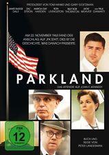 PARKLAND - DAS ATTENTAT AUF JOHN F. KENNEDY  DVD NEU