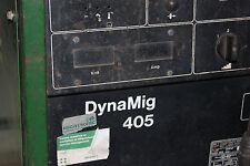 Migatronic Dynamic 405 with KT 340 Wire Feeder