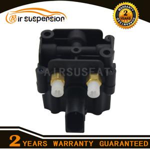 Air Suspension Supply Solenoid Valve Block fit BMW X5 E70 X6 E71 E72 4722555620