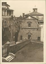 Italie, Toscane, Sienne, ca.1925, vintage silver print vintage silver printC