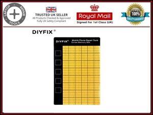 Magnetic Screw Mat Memory Chart Work Pad Mobile Phone Repair Tools DIYFIX 1PC