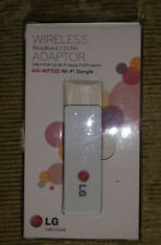 ORIGINAL LG AN-WF100 WiFi USB Adapter TV Dongle For LG LX9500 LEX9 LE8500 LE7500