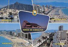 Espana  -  Coste del Sol - Marbella - Torremolinos - Fuengirola - Estepona