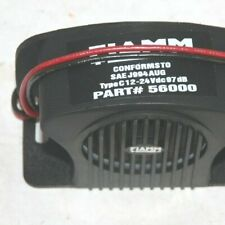 Universal Backup Warning Alarm Beeper w Wires - Construction Heavy Truck