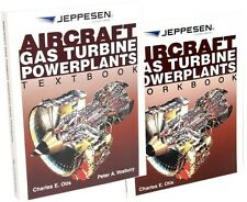 Jeppesen Aircraft Gas Turbine Powerplants Text/Workbook Bundle 10033666 JS200048