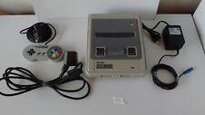 Console Super Nintendo Switch 50/60 Hz + lit les jeux Japonais !!!