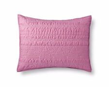 Xhilaration Solid Quilted Pillow Sham