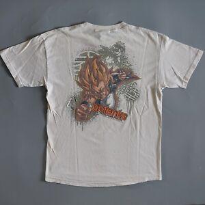 Dragon Ball Z VTG 2003 Gotenks T Shirt Japanese Animated Cartoon Large Sz 20x28