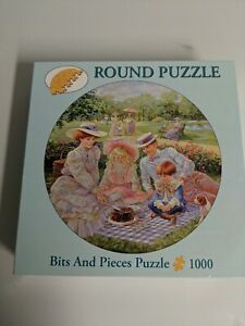 1000 Piece Bits & Pieces Round Puzzle Lee Dubin: Days Remembered