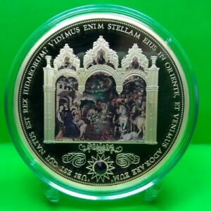THE THREE KING COMMEMORATIVE COIN PROOF VALUE $129.95