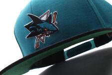 San Jose Sharks American Needle (400A1V/SJS) Snapback Hat