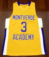 D'Angelo Russell Montverde Academy High School Men's Basketball Jersey Stitched