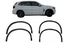 Arches roue élargisseurs d'ailes pour BMW X5 F15 2014-2018 M Look M-Sport Noir