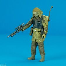 "Pao Star Wars Rogue One Rebel Commando Hasbro 3.75"" 5POA loose complete"