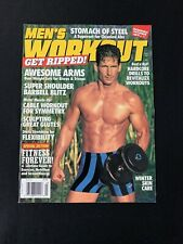 Men's Workout Magazine March 1994 - Chris Brown, Ken Gibbons