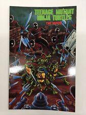 Teenage Mutant Ninja Turtles The Movie (1990) Adaptation TPB Archie Comics VF/NM