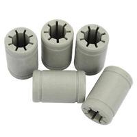 3D Printer Solid Polymer LM8UU Bearing - 8mm shaft - Igus Drylin RJ4JP-01-08
