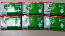 ORIGINAL DETTOL SOAP BUY 4+2 FREE 70G EACH BAR USE FOR HANDS , FACE AND BODY